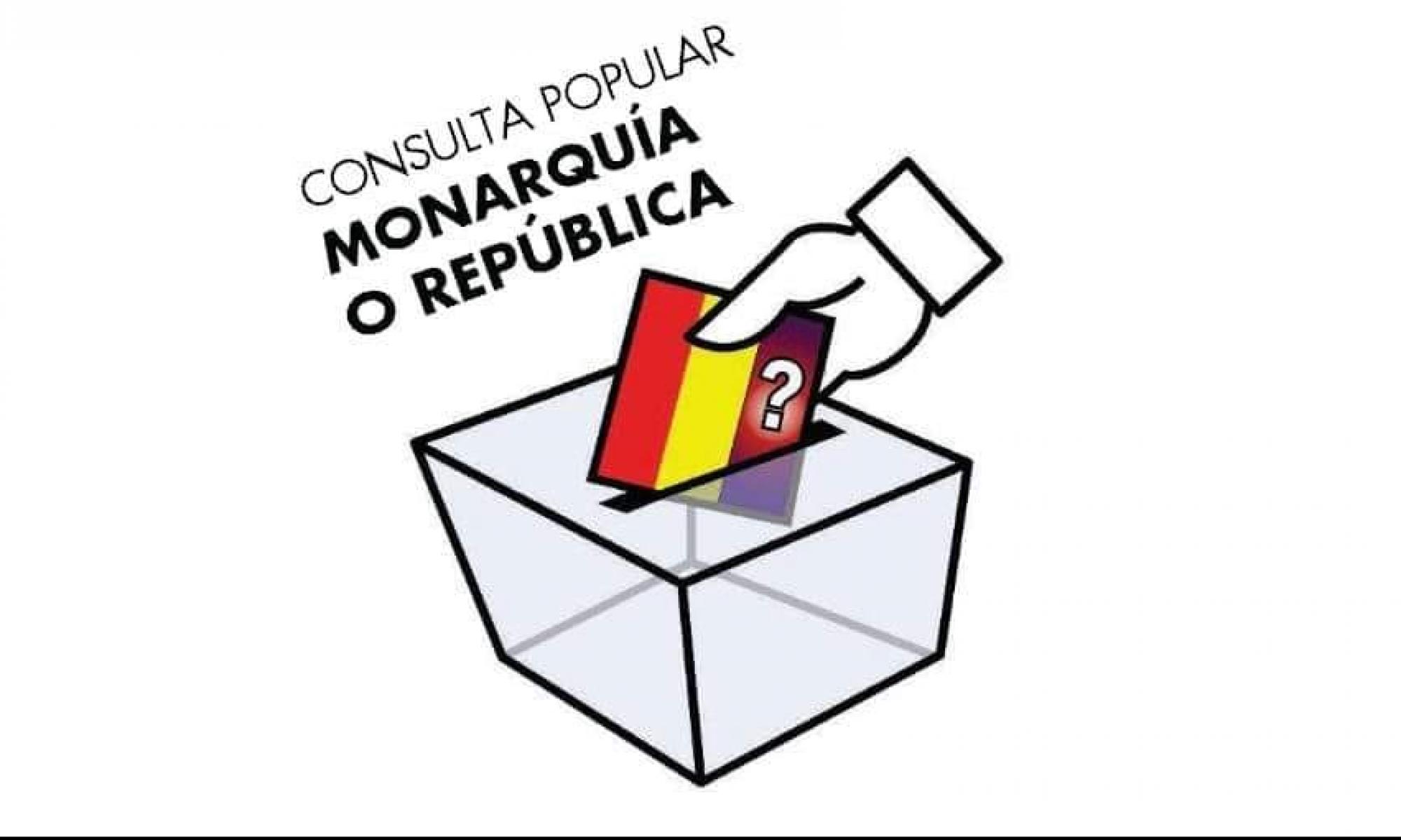 Consulta Popular Monarquía o República